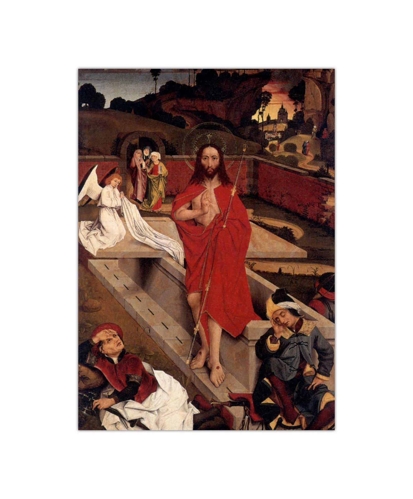 Michael Wolgemut, Zmartwychwstanie, ok. 1485 2
