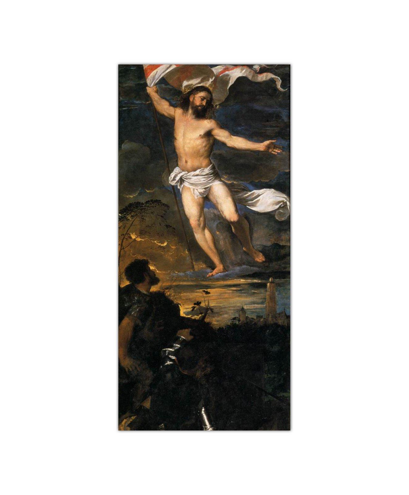 Tycjan, Zmartwychwstanie, ok. 1520 2