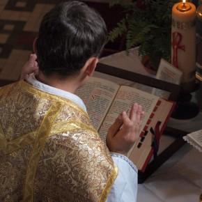 Msza św. inaugurująca działalność Fundacji