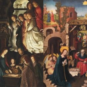 Kolorowe kartki na Boże Narodzenie!