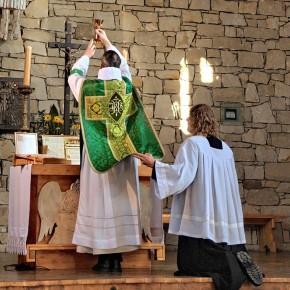 18.10 - Msza św. i Nieszpory na Jamnej