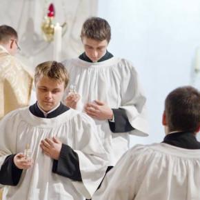 Msza św. trydencka w Chrzanowie - 12 maja
