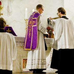 Marcowa Msza trydencka w Chrzanowie
