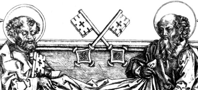 Uroczysta Msza z polifonią w święto śś. Piotra i Pawła