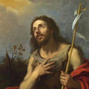 Msza święta w święto Narodzenia św. Jana Chrzciciela